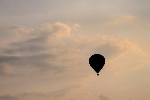 Balloon, Hot Air Balloon, Hot Air Balloon Ride, Burner