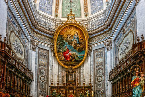 Sicily, Cathedral, Modica