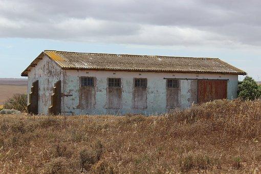 Farm House, Old Buildings, Old School