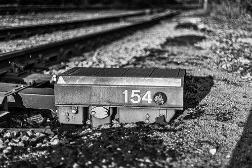 Railroad, Junction, Rail, Railway, Track