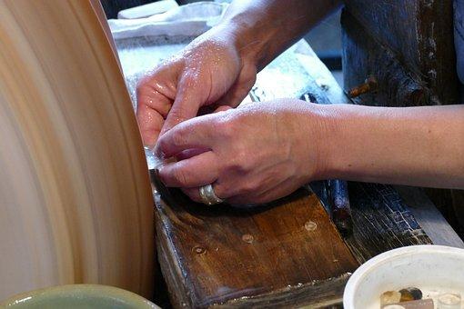 Gemstone, Sharpen, Sharpener, Crafts, Water, Craft