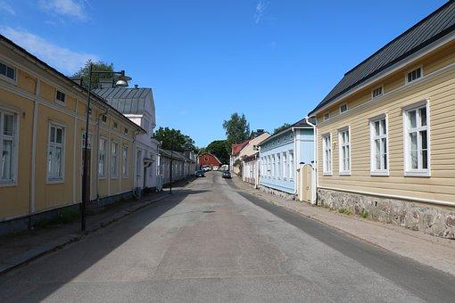Finnish, Oak Island, Summer, Tourism, Street View