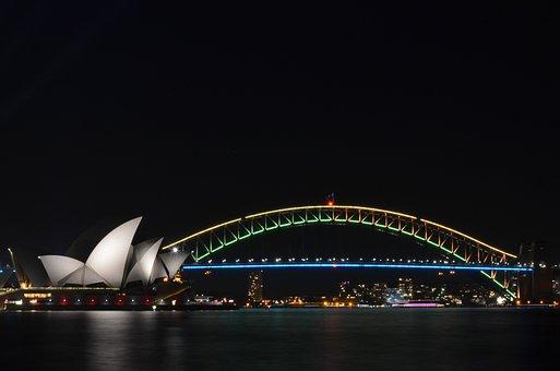 Bridge, Landmark, Travel, Architecture, Tourism