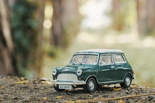 Car, Model, Mini, Cooper, Toy, Vehicle, Auto, Drive