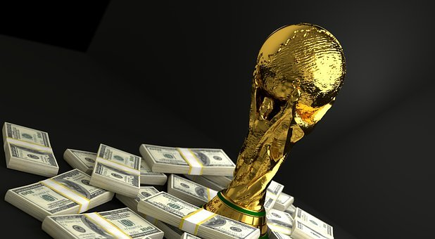 Trophy, World, Cup, Football, Championship, Russia