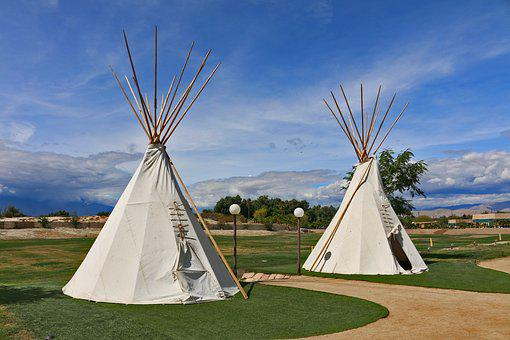 Tipe, Teepee, Indio, Camping, Tent, Tents, American