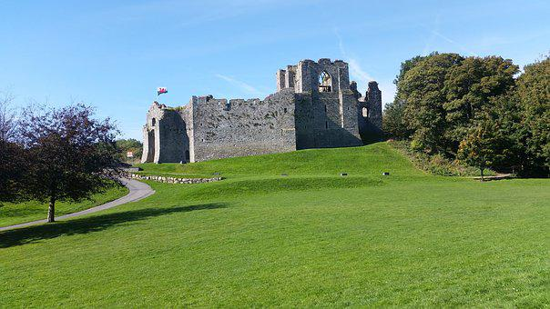 Castle, Oystermouth, Ancient, Medieval, History