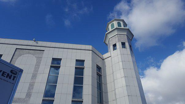 Mosque, Ahmadiyya, Islam, Community, Muslim, Minaret