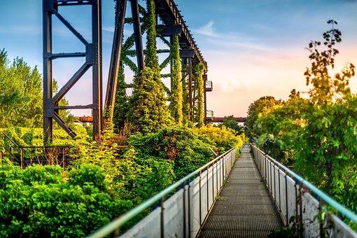 Landschaftspark, Duisburg, Nord, Industrial, Industry