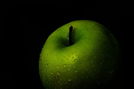 Apple, Green, Fruit, Green Apple, Organic, Healthy