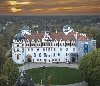 Celle, Castle, Ducal Castle, Lower Saxony, Historically