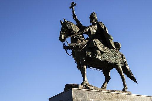 Ivan The Terrible, Monument, Tsar Ivan The Terrible