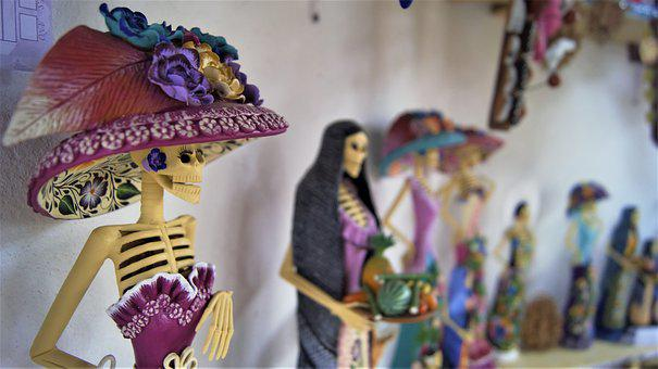 Mud, Catrina, Metepec, Culture, Popular Festivals