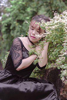 Young Girl, Portrait, Vietnam