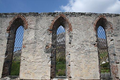 Church, Ruin, Ireland