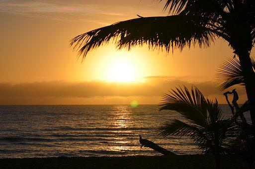 Australia, Sunset, Romantic