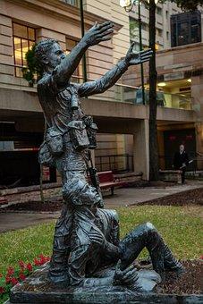 Art, Sculpture, Australian, Urban Art, Urban, Statue