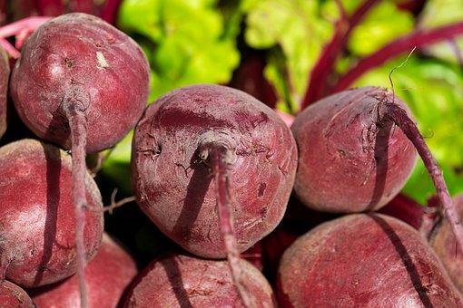 Beetroot, Vegetables, Healthy, Vitamins, Turnip, Red