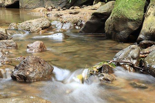 Brook, Water, Waters, River