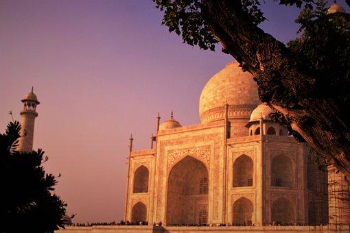 Taj, Monument, Architecture, Tourism, Asia, Landmark