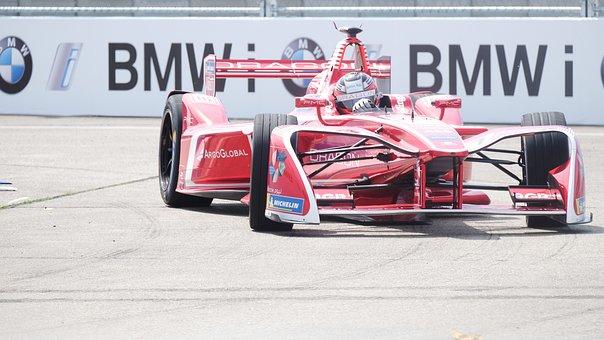 E-prix, Car Racing, Motorsport, Auto, Racing Car