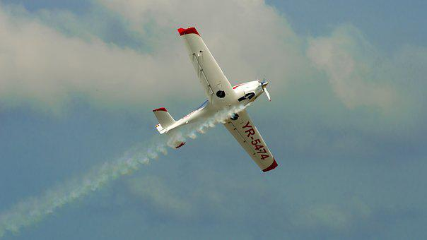 Airplane, Aerospool Wt9 Dynamic, Aircraft, Aviation