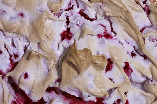 Meringue, Cake, Currant Cake, Bake, Eat, Benefit From