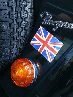Morgan, Classic Car, Car, Vintage Car, Vehicle, British