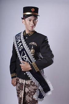 Culture Man, Traditional, Indonesian, Cultural, Human