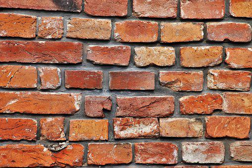 Lake Dusia, Brick, Wall, The Structure Of The