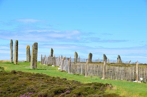 Scotland, Moor, Nature Reserve, Panorama