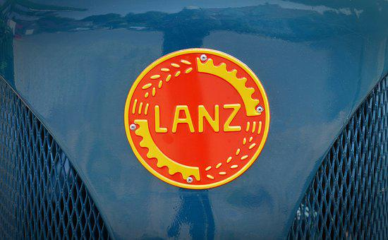Lanz, Bulldog, Agricultural Machinery, Tractor, Old