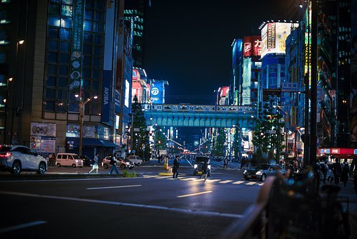 Photography, Photo, Photoshop, Bridge, Night, Sony