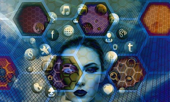 Social Media, Internet, Communication, Community