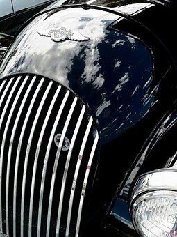 Morgan, Classic Car, Vintage Car, Automobile, Classic