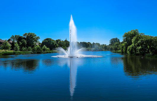 Water Feature, Water, Fountain, Water Right