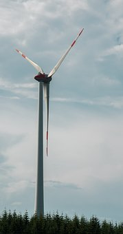 Pinwheel, Energy Revolution, Wind Power, Wind Energy