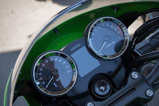 Motorcycle, Kawasaki, Two Wheeled Vehicle, Z900