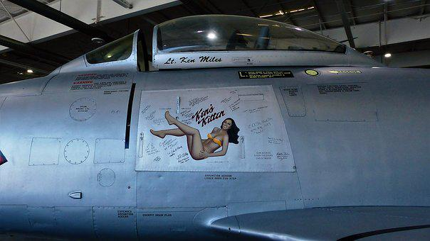 Transport, Aircraft, Museum, Palm, Spring, America