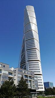Malmoe, Skyscraper, Architecture