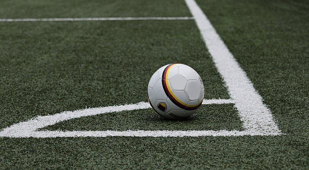 Football, Soccer, Corner, Ball, Sport, Ball Sports