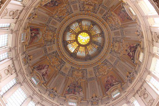 Berlin Cathedral, Knoll, Berlin, Dom, Architecture