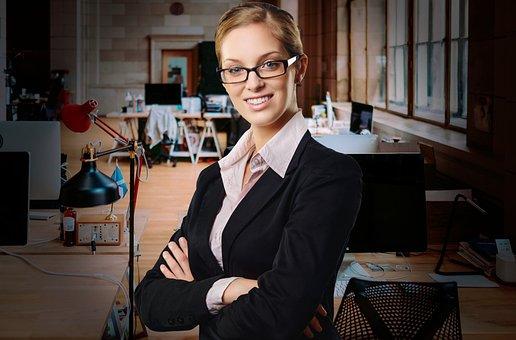 Marketing, Businessman, Businesswoman