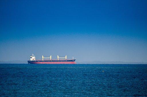 Ship, Tanker, Oil, Cargo, Transportation, Transport