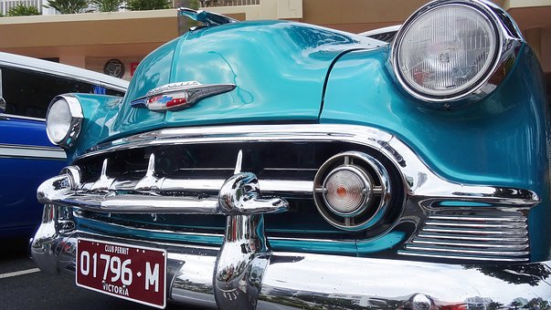 Car, Classic, Classic Cars, Vehicle, Vintage, Old