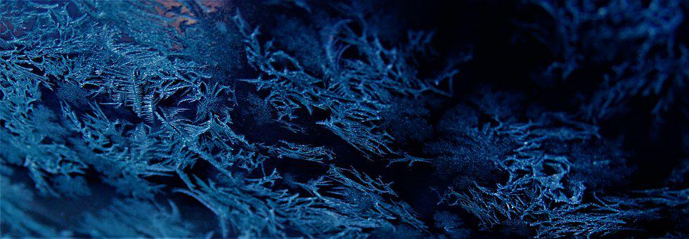 Frost, Cold, Winter, Frozen, Crystals