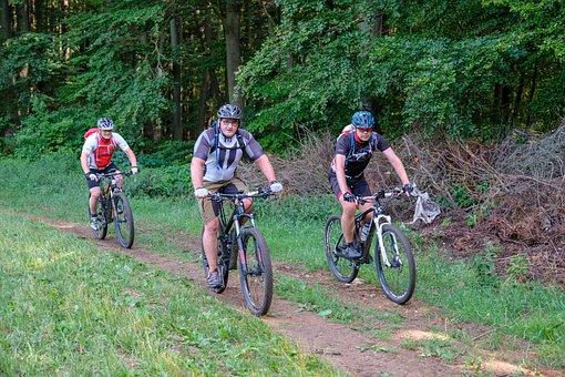 Mountain Bike, Mtb, Technology, Cycling, Sport, Mature