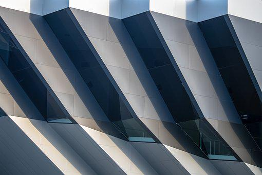 Architecture, Glass, Modern, Building, Window, Design