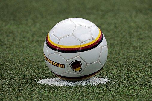Football, Soccer, Kick-off, Center, Ball, Sport