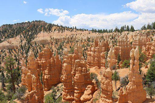 Bryce Canyon, National Park, Formation